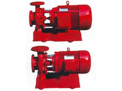 xbd-is∏型单级消防泵-消防水泵系列-江西新瑞洪泵业
